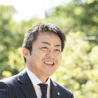 清澤の顔写真