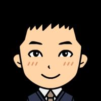 清澤の似顔絵